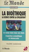 La bioéthique