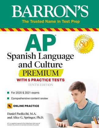 AP Spanish Language and Culture Premium