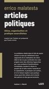 Articles politiques