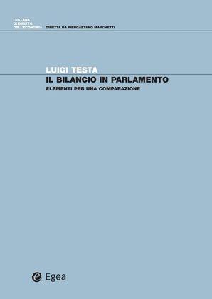 Il bilancio in Parlamento
