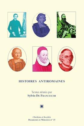 Histoires antiromaines