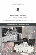 Le Concile VaticanII et le monde des religieux