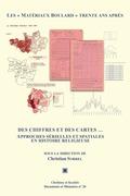 Les «Matériaux Boulard» trente ans après. Des chiffres et des cartes...