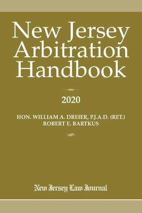 New Jersey Arbitration Handbook 2020