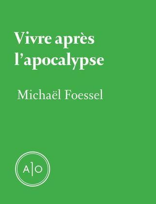 Vivre après l'apocalypse