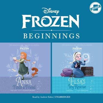 Frozen Beginnings: Anna Finds a Friend & Elsa's Icy Rescue