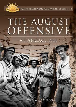 The August Offensive at ANZAC 1915