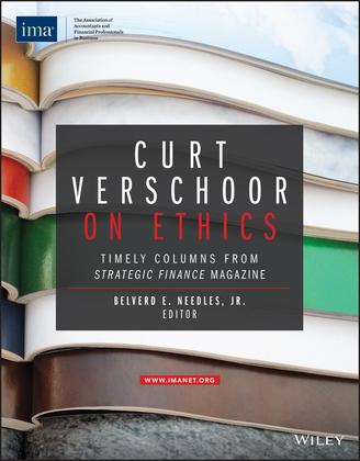 Curt Verschoor on Ethics