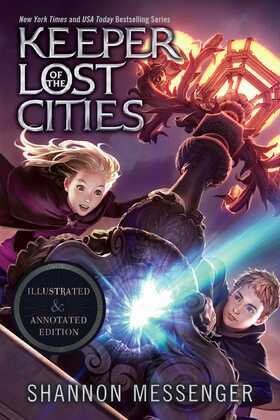 Keeper of the Lost Cities Illustrated & Annotated Edition