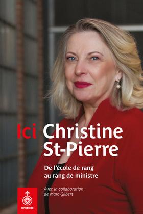 Ici Christine St-Pierre
