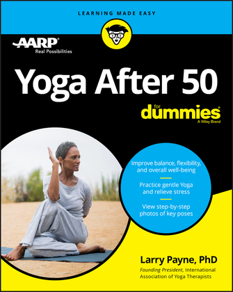 Yoga After 50 For Dummies