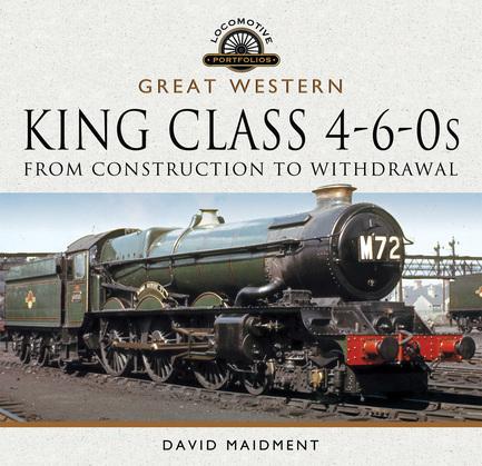 Great Western, King Class 4-6-0s