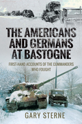 The Americans and Germans in Bastogne