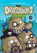 Les dragouilles 11 - Les vertes d'Auckland