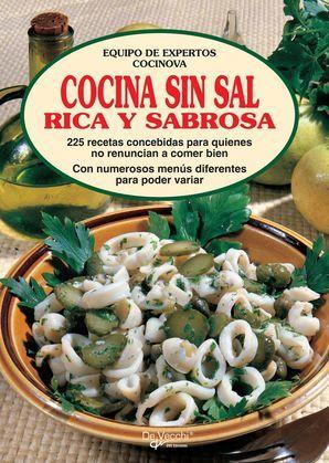 Cocina sin sal rica y sabrosa