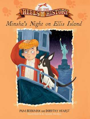 Minsha's Night on Ellis Island