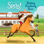 Spirit Riding Free: Riding Academy Race