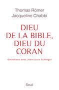 Dieu de la Bible, dieu du Coran