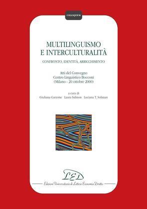 Multilinguismo e interculturalità