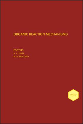 Organic Reaction Mechanisms 2017