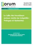 Forum 159. La lutte des travailleurs sociaux contre les inégalités : Pratiques et Recherches