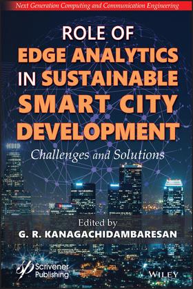 Role of Edge Analytics in Sustainable Smart City Development