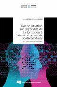 État de situation sur l'hybridité de la formation à distance en contexte postsecondaire, tome 1
