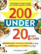 200 under 20g Net Carbs