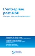 L'entreprise post-RSE - Tome 2