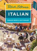 Rick Steves Italian Phrase Book & Dictionary