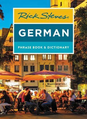 Rick Steves German Phrase Book & Dictionary