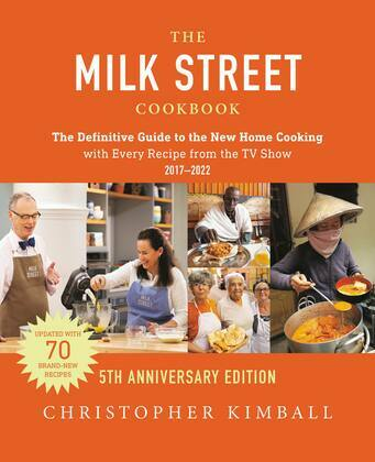 The Milk Street Cookbook