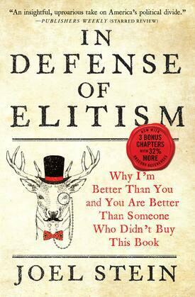 In Defense of Elitism
