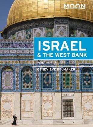 Moon Israel & the West Bank