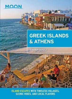 Moon Greek Islands & Athens