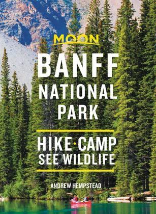 Moon Banff National Park
