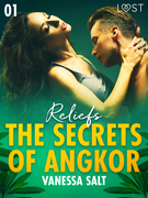The Secrets of Angkor 1: Reliefs - Erotic Short Story