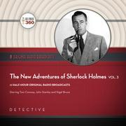 The New Adventures of Sherlock Holmes, Vol. 3