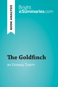 The Goldfinch by Donna Tartt (Book Analysis)