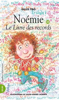 Noémie 24 - Le livre des records