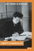 Avec Simone de Beauvoir