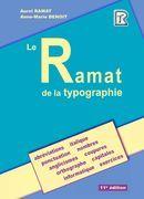 Le Ramat de la typographie 11e édition