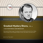 Classic Radio's Greatest Mystery Shows, Vol. 4