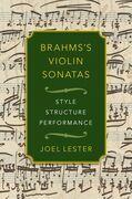 Brahms's Violin Sonatas