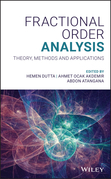 Fractional Order Analysis