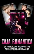 Caja Romantica De Pandillas Motoristas Aceleradoras De Amor