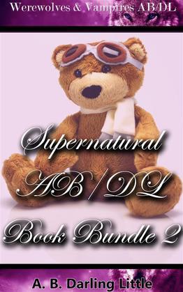 Supernatural AB/DL Book Bundle 2