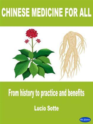 Chinese medicine for all