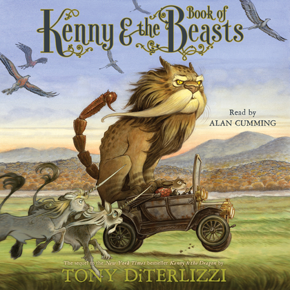 Kenny & the Book of Beasts