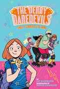 Shelly Struggles to Shine (The Derby Daredevils Book #2)